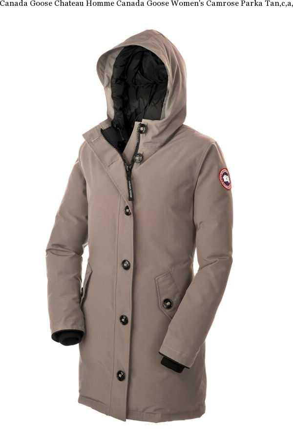 5d4d944356b Canada Goose Chateau Homme Canada Goose Women's Camrose Parka Tan,c,a,right