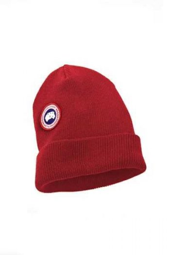 How To Spot A Fake Canada Goose Canada Goose Merino Wool Watch Cap ... 967cc1bc09c